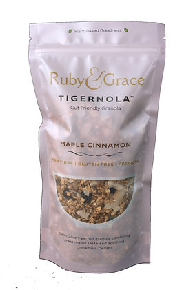 Maple Cinnamon Tigernuts Granola