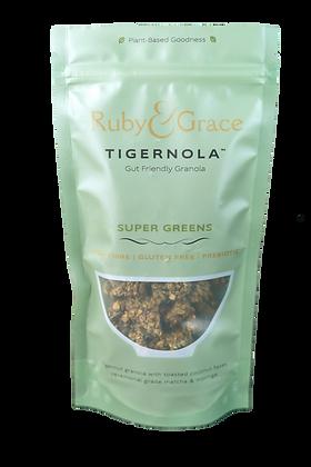 Super Greens Tigernut Granola
