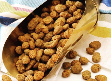 What are tigernuts?