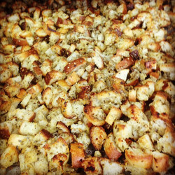 House Made Croutons