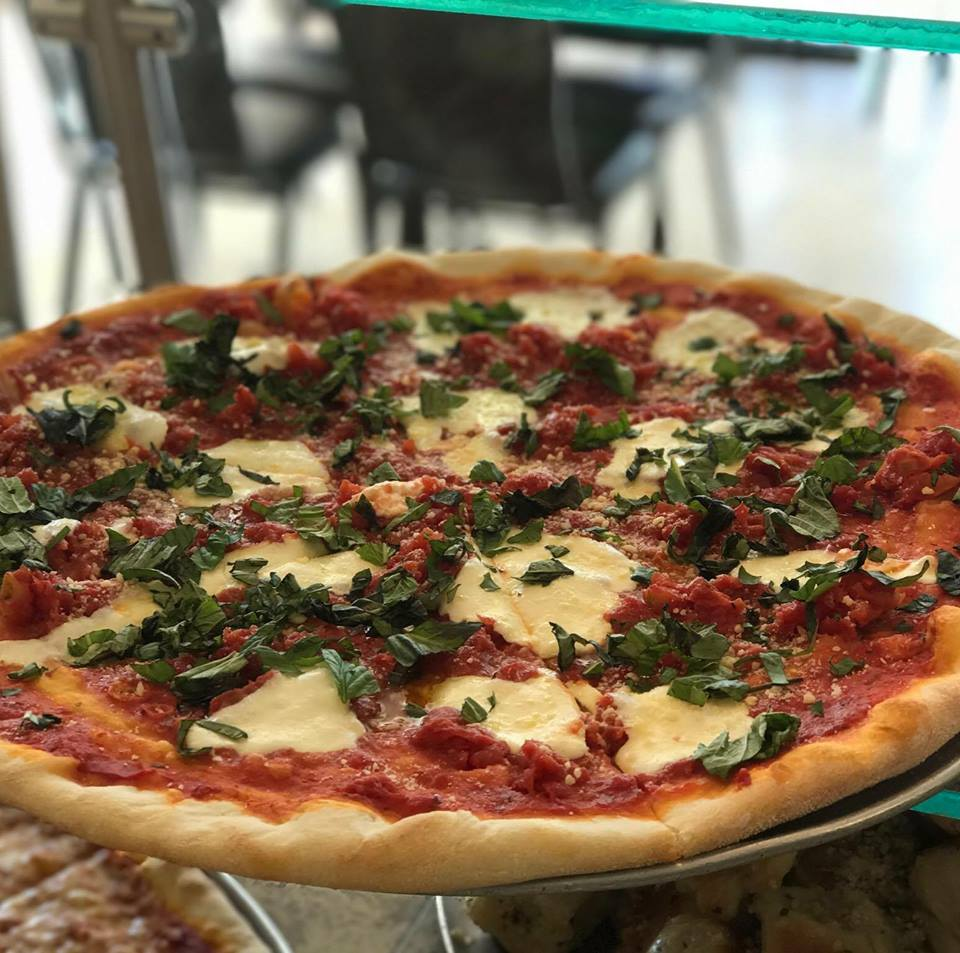 Margherita Pie