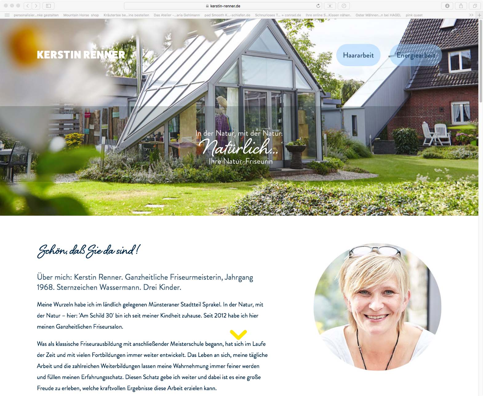 Kerstin-Renner-Website