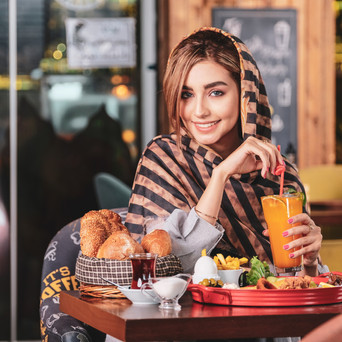 GASTRONOMY FLAVOURS IN UAE