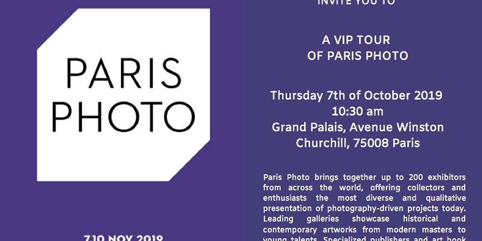 Private tour of Paris Photo