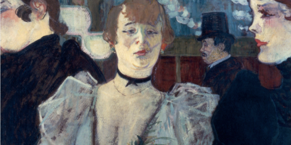Masterclass on Toulouse-Lautrec, with the art historian Valérie Mayer-Denarnaud