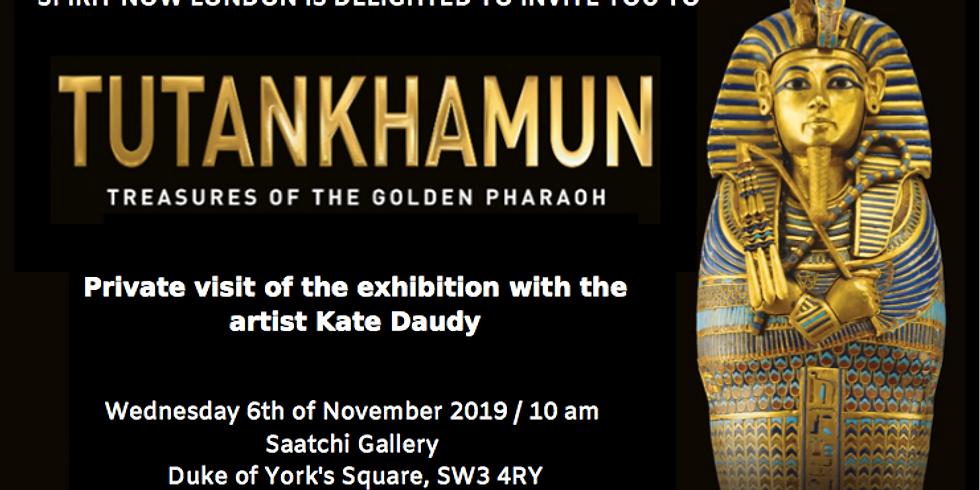 Private visit of the exhibition 'Tutankhamun Treasures of the Golden Pharaoh'