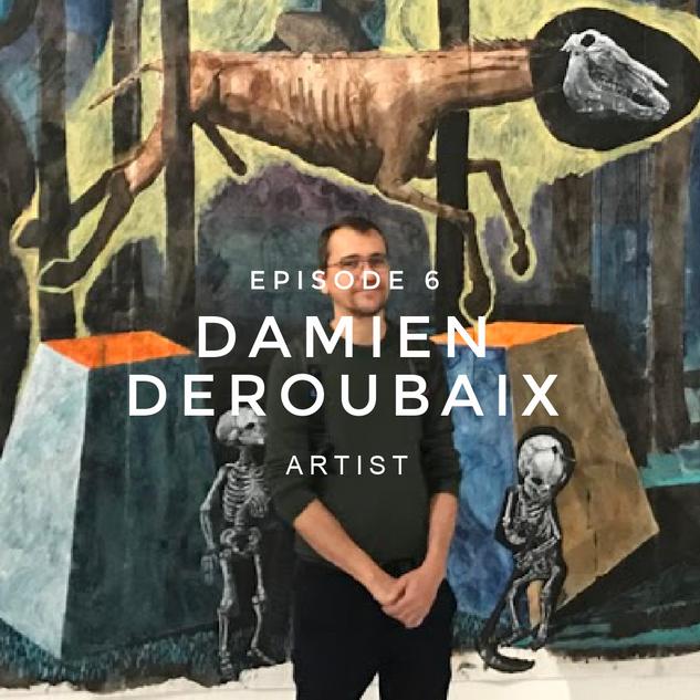 Damien Deroubaix