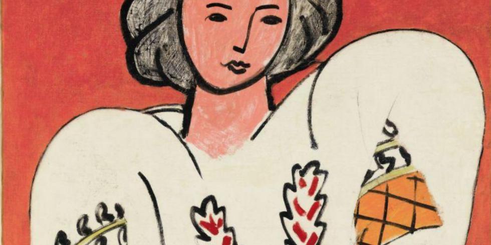 Henri Matisse: online visit at Centre Pompidou