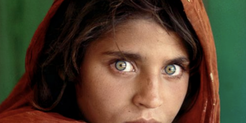 Webinar with the artist Steve McCurry, one of the most iconic figures of contemporary photography