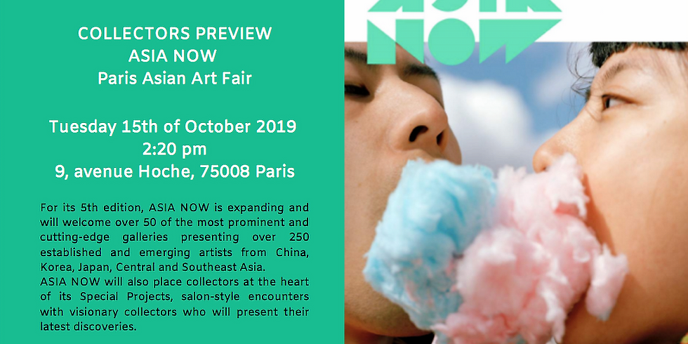Collectors Preview ASIA NOW
