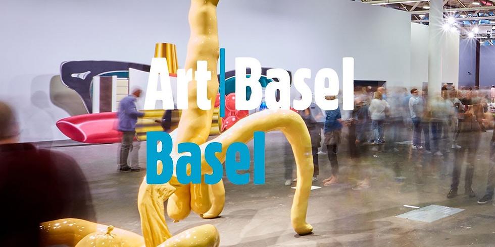Art Basel - VIP passes and  private tour with Denise Vilgrain (Art Basel Representative for France, Monaco, Greece)