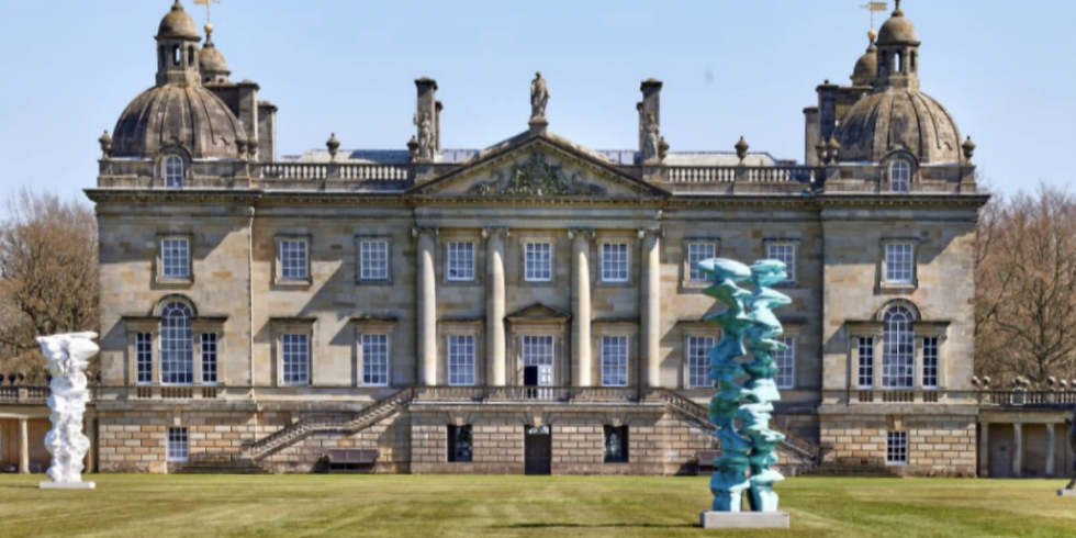 Day trip to Houghton Hall - Tony Cragg (change of date)