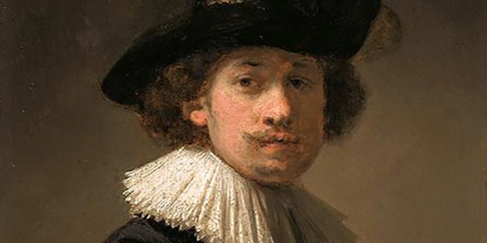 Masterclass series on Rembrandt. Second event focusing on his work with the art historian Valérie Denarnaud-Meyer