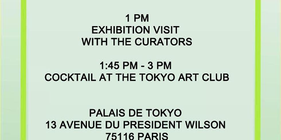SOLD OUT Exhibition 'Futur, Ancient,Fugitif' at TOKYO ART CLUB