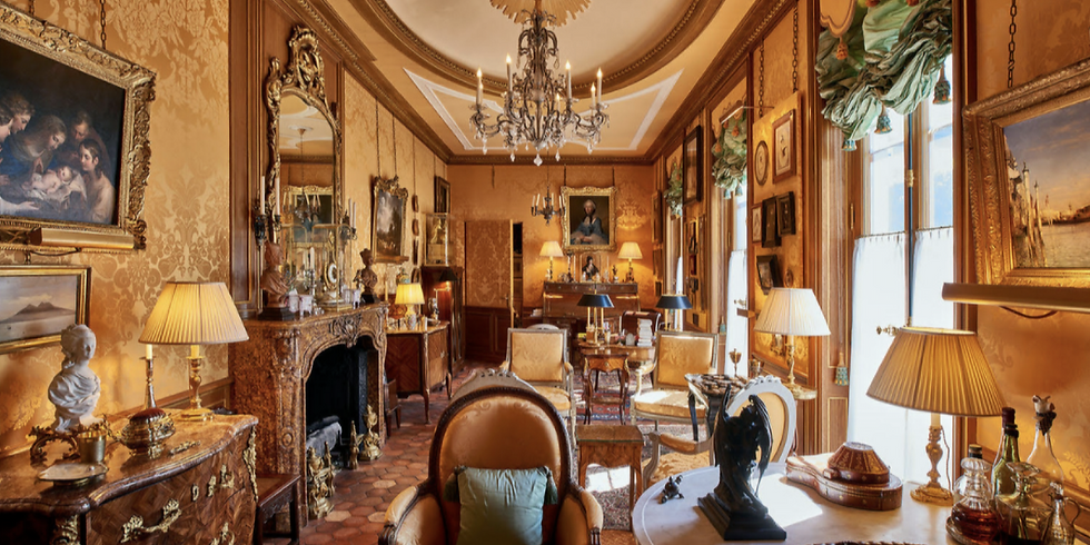 Sale preview of Alain Gruber's collection at Dorotheum, with Jean-René Saillard