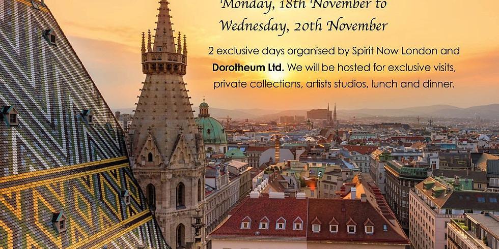 Art trip in Vienna
