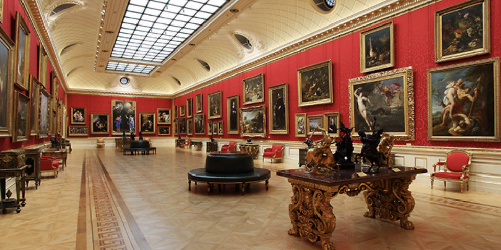 POSTPONED - Private visit to the Wallace Collection