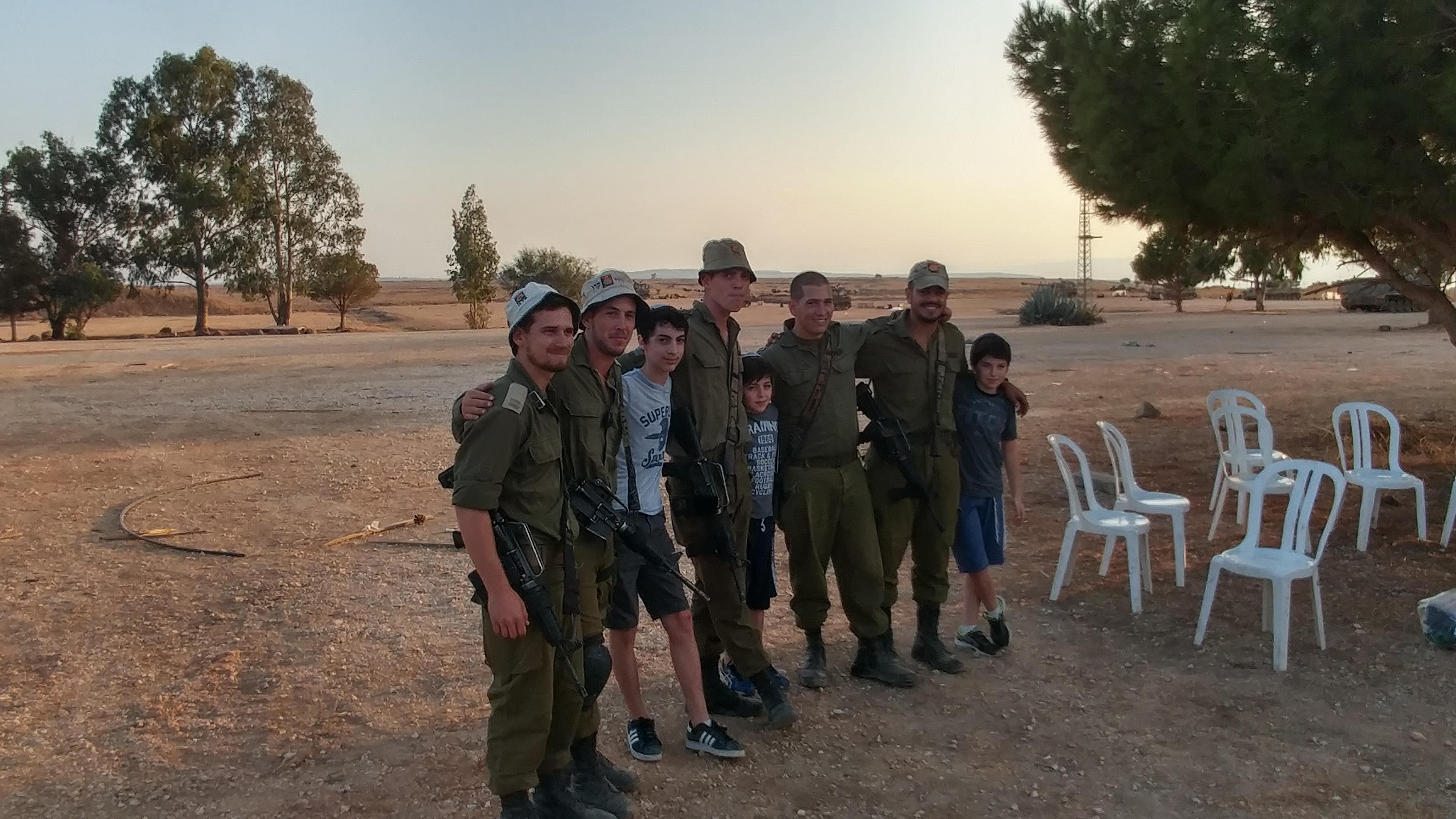 FAMILY & GROUP JUDEA EXPERIENCE