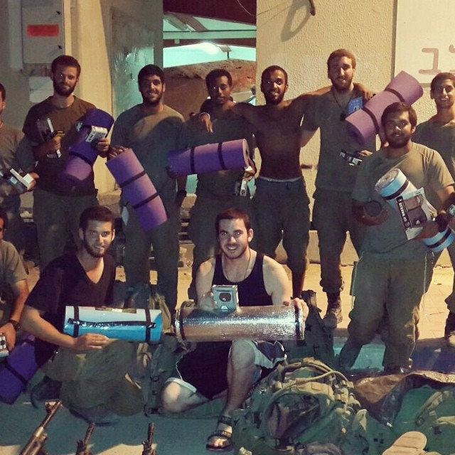 IDF SOLDIERS & PARAMEDICS EXPERIENCE