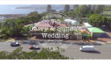 """【ウェディング映像】""""WELCOME TO WEDDING PARTY"""" オーストラリアへようこそ"""