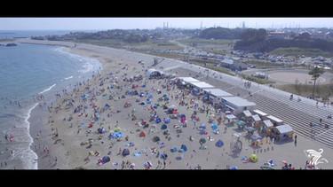 """【インタビュー映像】""""MY HOME BEACH""""SEVEN BEACH PROJECT2018 Director's cut"""