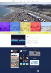 SEVEN BEACH PROJECTホームページ