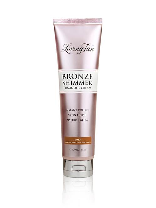 Bronze Shimmer Luminous Cream Dark