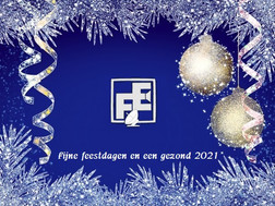 Fijne feestdagen en een gezond 2021
