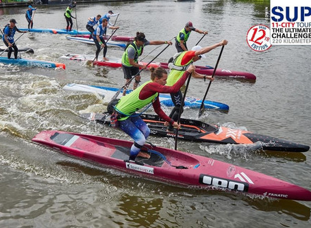 Sup 11-city tour enthousiast over de Entel DN400 4G portofoons