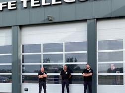 Onze slogan: FE telecom uw partner in veiligheid