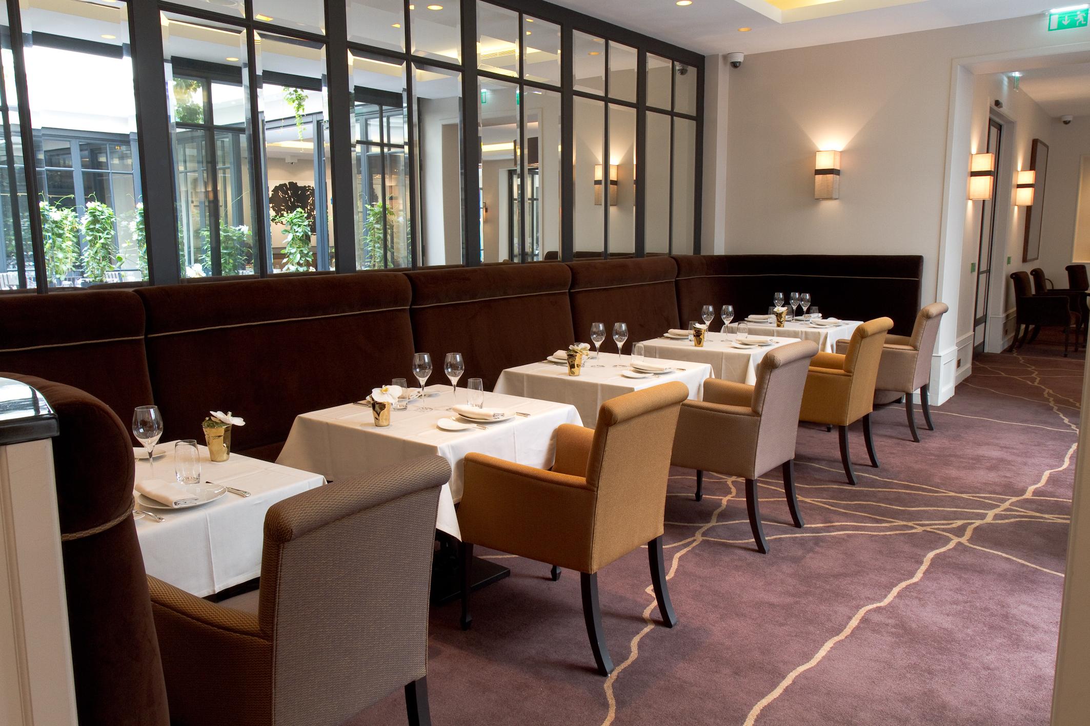Banquette ur Mesure pour Restaurant de