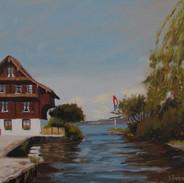 Stansstad, sur le lac des Quatre-Cantons