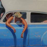 Chauffeur cubain