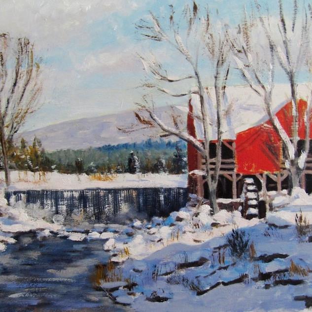 Weston grist Mill