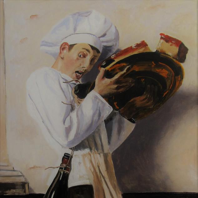 Le commis de cuisine