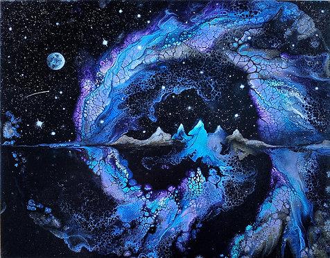 Moonscape - Reproduction Disponible