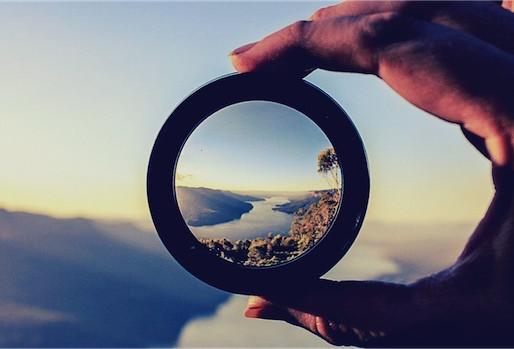 الانتقال إلى الواقع بدافعية الرؤية