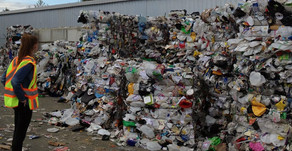 New Green Peace report shows many products mislabeled as recyclable.