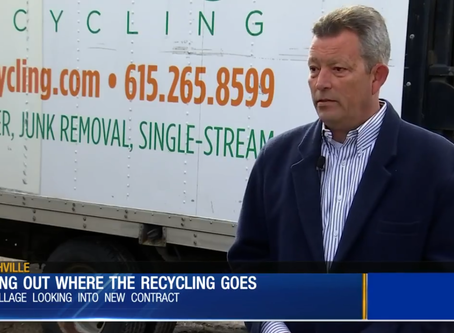 Communities Debate the Future of Recycling