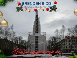 Hei hå - Nå er det jul igjen!