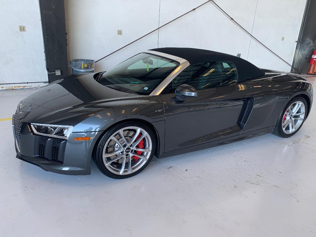 Audi R8 Picture