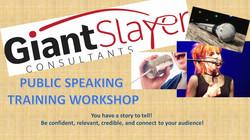 Public Speaker Training Workshop