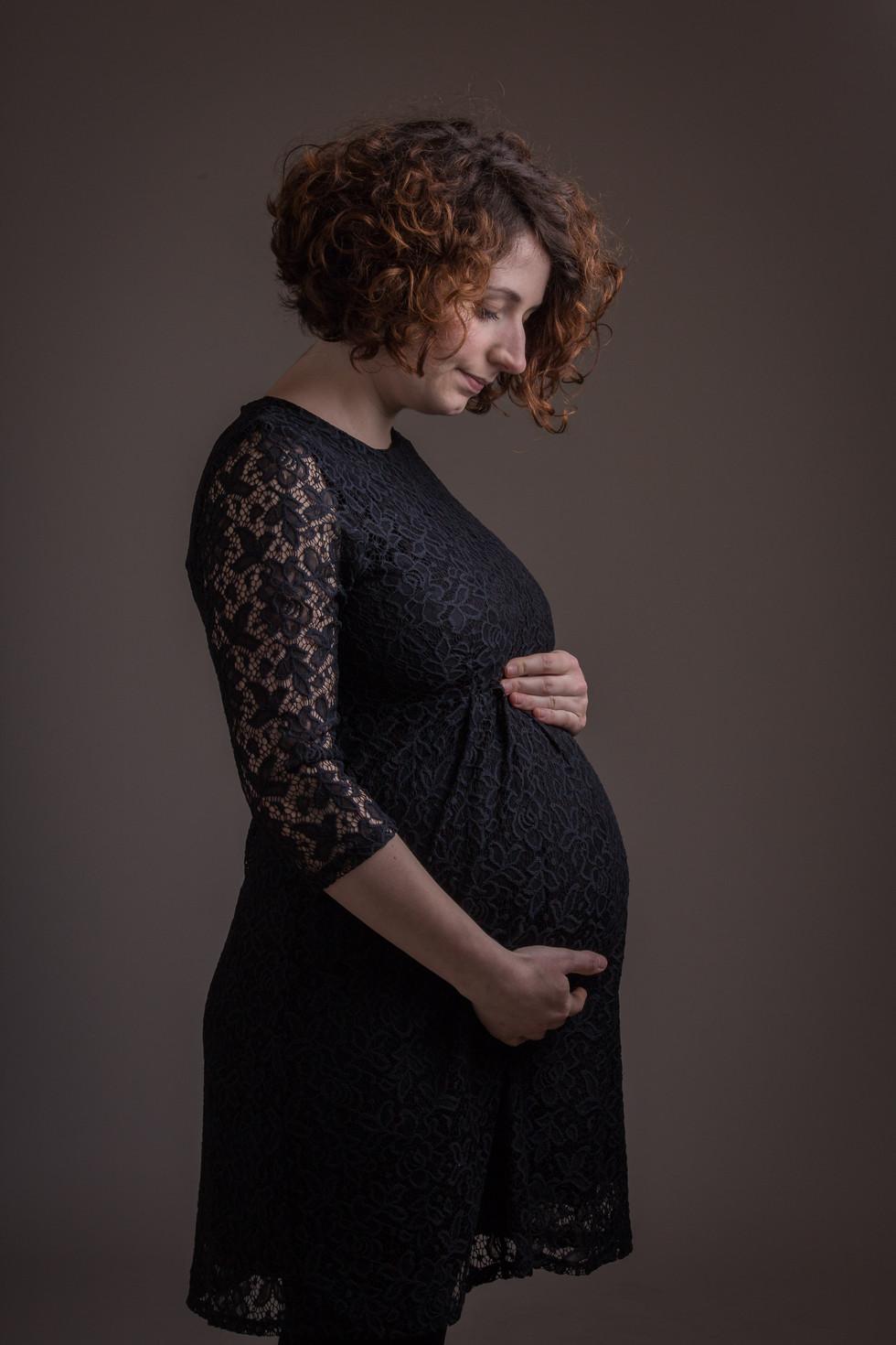 Séance grossesse intime