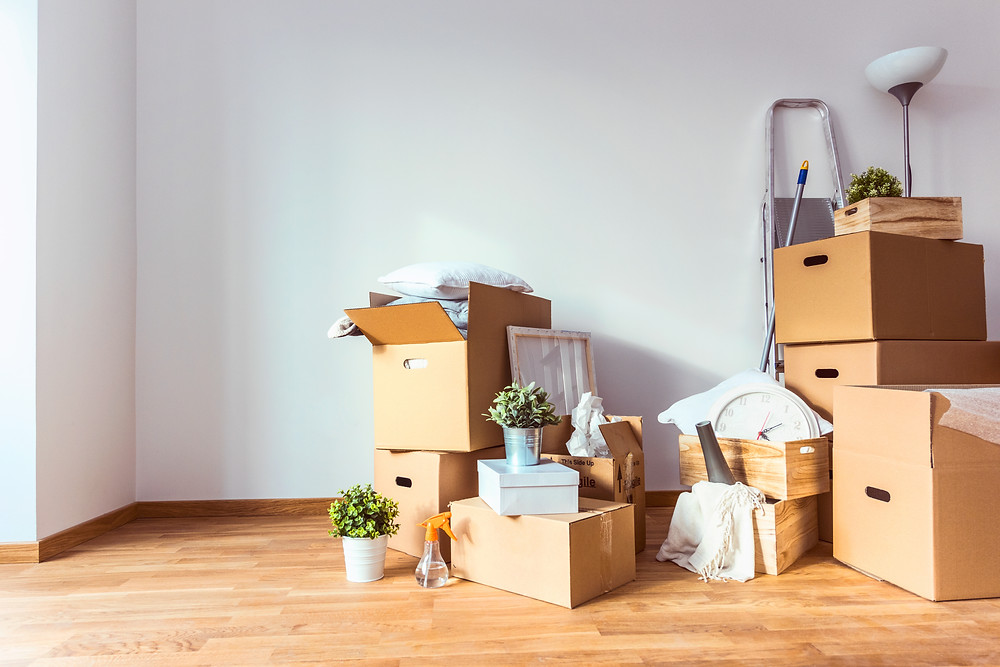 How to Dispose of Your Cardboard Boxes After the Big Move