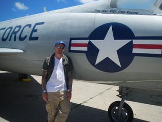 Tony Bulmer in Pearl Harbor Hawaii