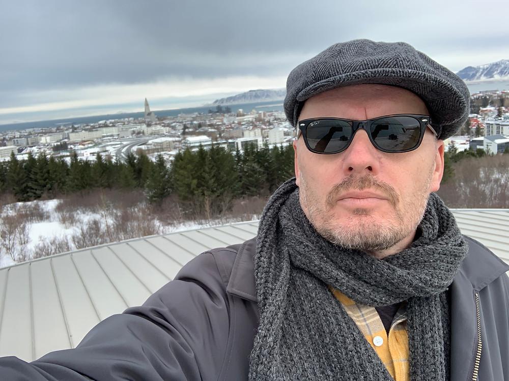 Tony Bulmer Reykjavik Iceland