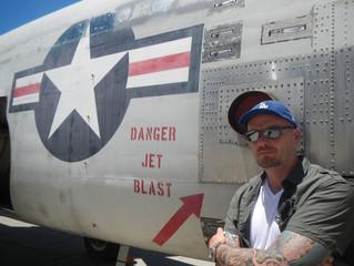 Tony Bulmer, USS Missouri, US Naval Museum, Pearl Harbor, Hawaii