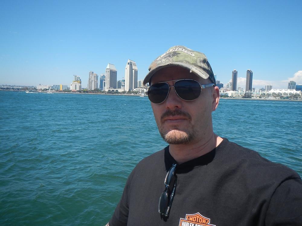 Tony Bulmer San Diego