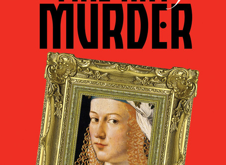 Tony Bulmer The Fine Art of Murder