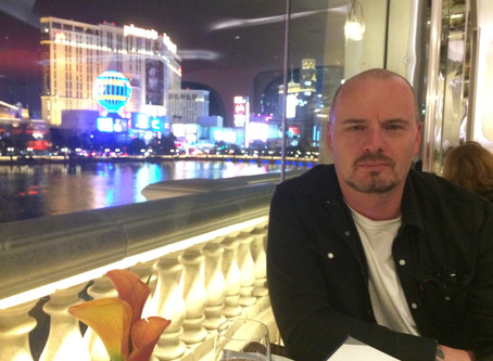 Tony Bulmer In Las Vegas